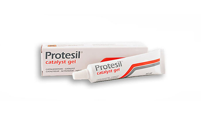 Protesil catalyst gel